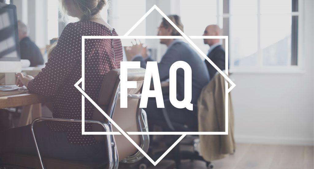 creazione delle FAQ