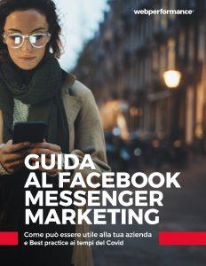 guida facebook messenger marketing