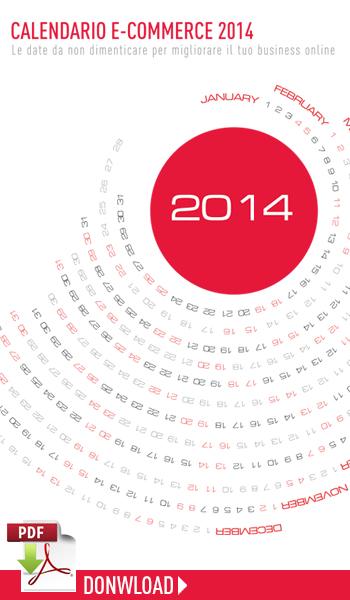 Calendario e-commerce 2014
