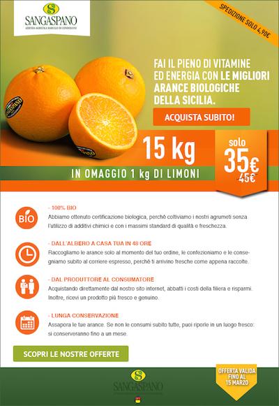 DEM arance San Gaspano