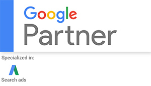 Google Partenr Specialized in Search Ads