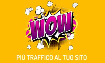 Piu traffico per il tuo sito