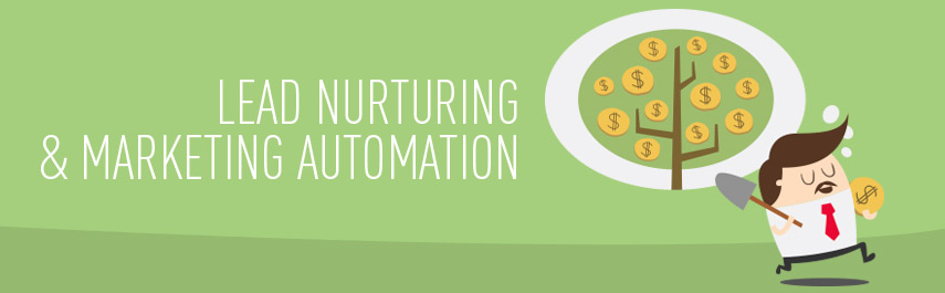 servizi lead nurturing & marketing automation