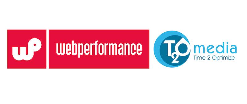 T2O media e Webperformance